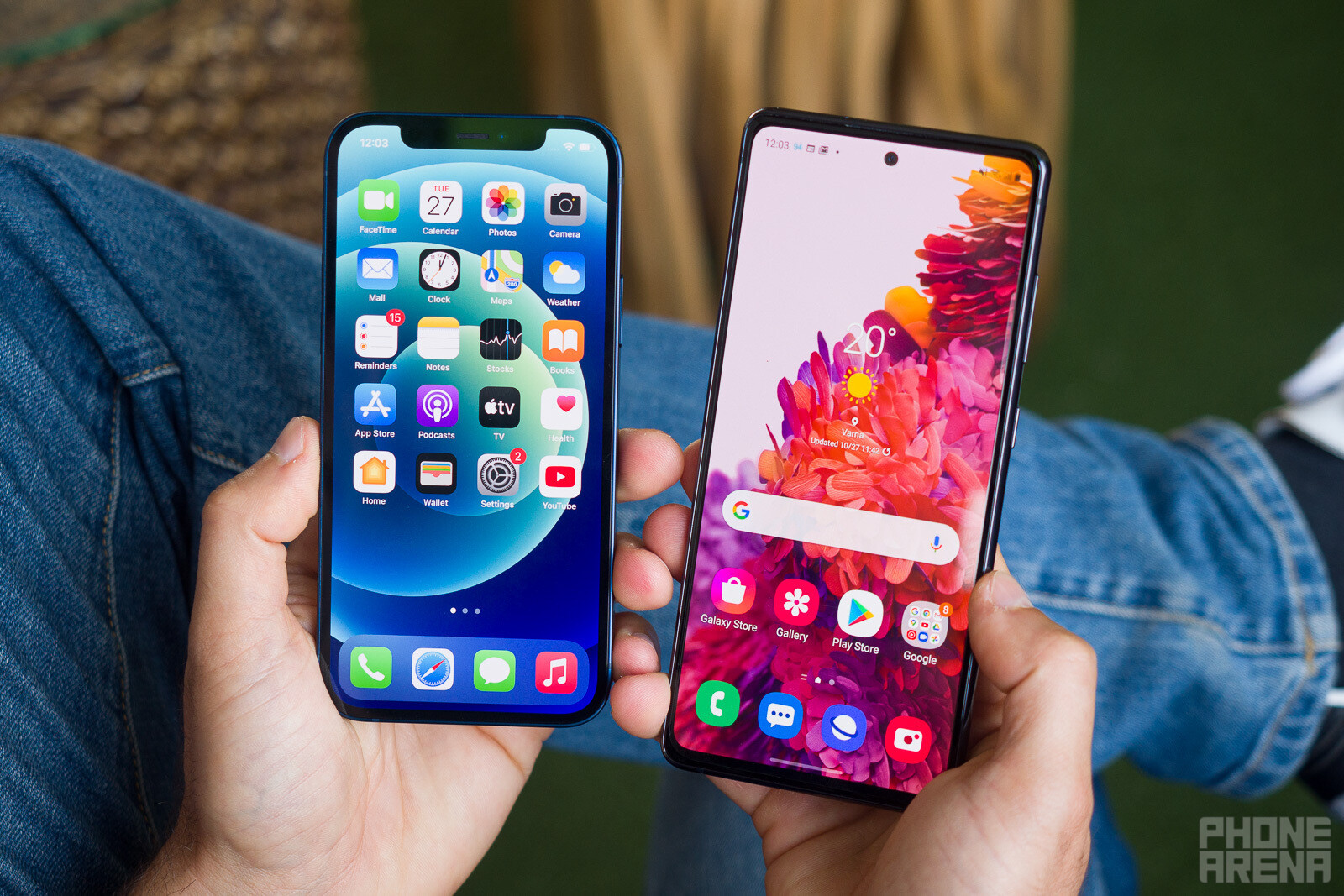 iPhone 12 vs Galaxy S20 FE - Why you should reconsider buying an iPhone 12