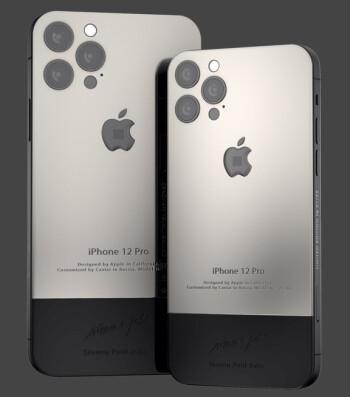 Puedes comprar una versión del iPhone 12 Pro o iPhone 12 Pro Max que se parezca al iPhone OG. Si tienes el dinero en efectivo, este es el regalo perfecto para los fanáticos de Apple y Steve Jobs