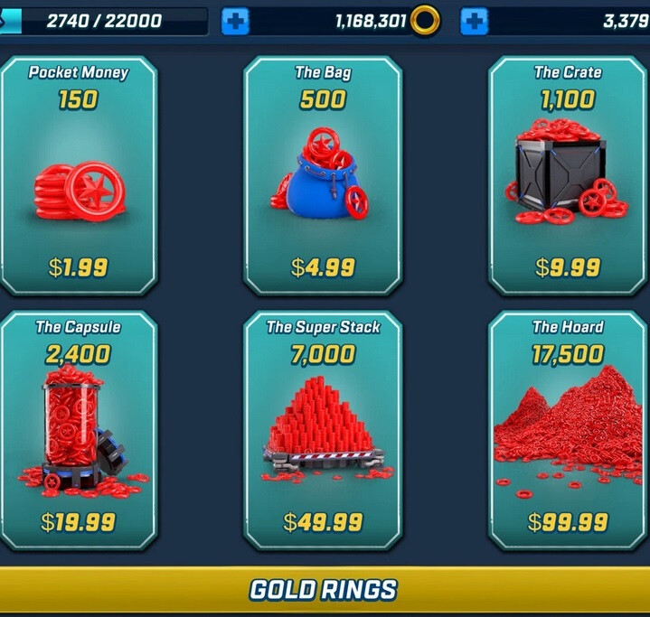 A six-year old boy spent over $16,000 on Rings, including Gold Rings, for an iPad game - Family might have to cancel Christmas after their child spends over $16K in the App Store