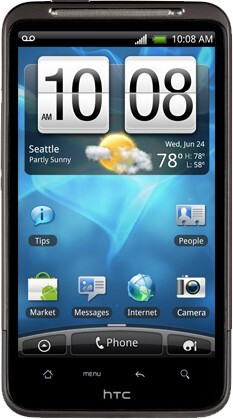 HTC ThunderBolt, HTC Inspire 4G, T-Mobile G2, Sony Ericsson Xperia arc, T-Mobile 4G - phones with the second generation single-core Snapdragon
