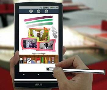 Asus Eee Pad MeMO tablet with 1.2GHz dual-core Snapdragon