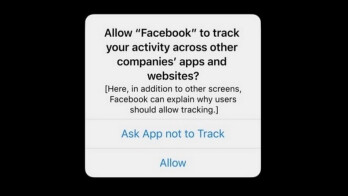 Apple is allowing iPhone users to opt out of ad tracking which Facebook says will destroy small businesses - Some Facebook employees side with Apple in privacy dispute