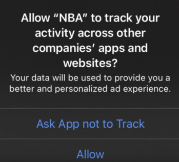 Apple's anti-tracking feature began to surface in iOS 14.4 beta-anti-tracking feature showed up in iOS 14.4 beta