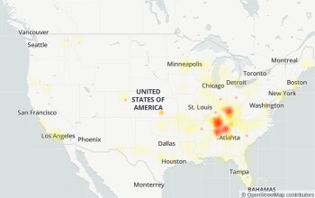 RV explosion in Tennessee leads to outages at AT&T - Blast in Nashville leads to shutdown of AT&T's wireless service in several cities and states