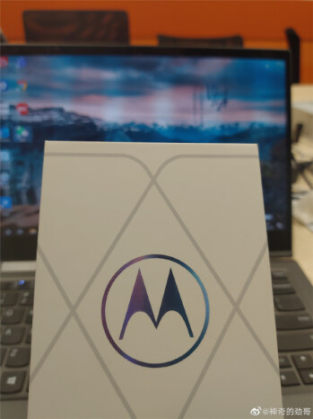 Photo posted by Chen Jin on Weibo - Motorola exec has just teased a Snapdragon 888 flagship