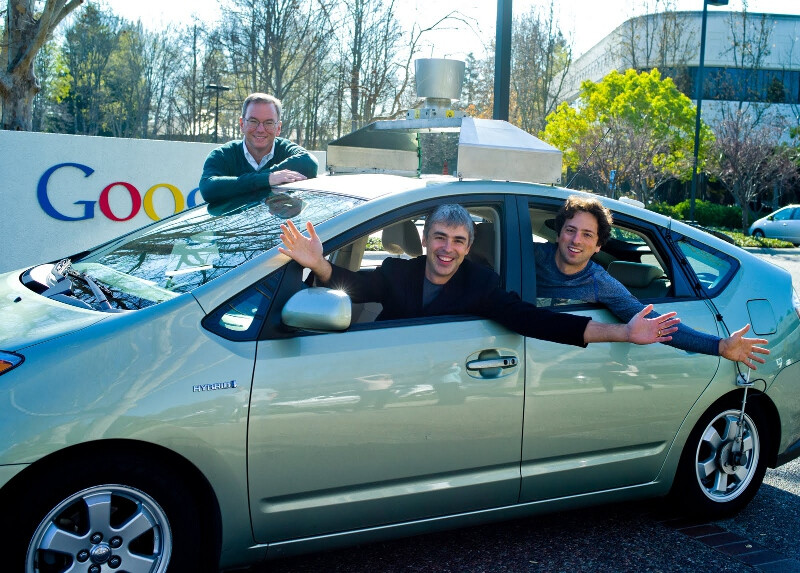 Google's co-founder Larry Page steps in as CEO, Eric Schmidt staying as Executive Chairman