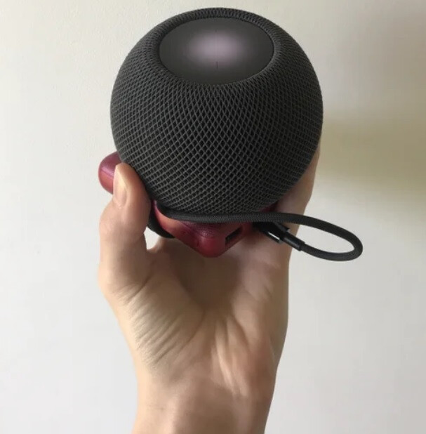 A Reddit user powers his HomePod mini using an 18W power bank - Apple makes important change to HomePod mini but fails to tell anyone