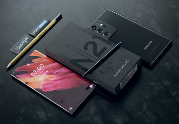 Samsung Galaxy Note 21 Ultra concept render — LetsGoDigital x Snoreyn - This is what Samsung's Galaxy Note 21 Ultra could look like