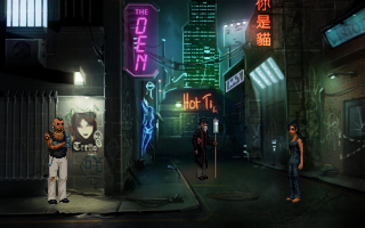 10 games like Cyberpunk 2077 for iPhone and Android