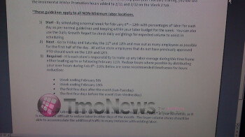 T-Mobile is beefing up its labor for an upcoming big promotion February 11th & 12th