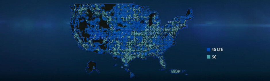 AT&T coverage in early 2021 - AT&T 5G / 5G E network coverage map: which cities are covered?