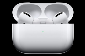 The AirPods Pro 2 is said to feature a wireless charging case slightly different in size than the current version seen in this picture - Two updated Apple devices said to be taxiing down the runway for an April liftoff