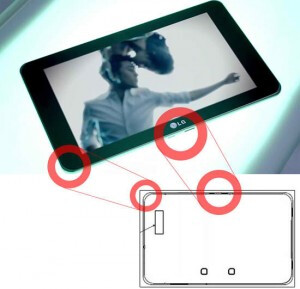 LG G-Slate shows up in Korean pop video with 3D camera apparently on-board