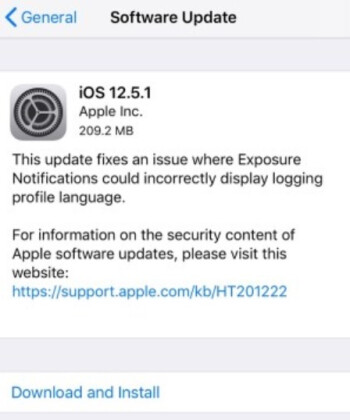 pple releases iOS 12.5.1 for older iPhone models - Apple disseminates iOS 12.5.1; which iPhone models is it for and what does it do?