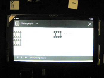 Nokia's mysterious MeeGo device
