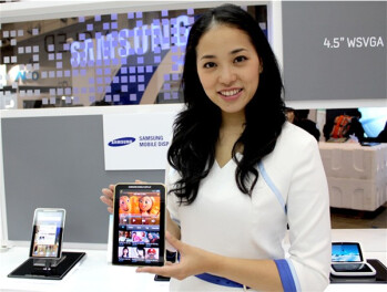 Samsung Galaxy Tab 2 high-resolution Super AMOLED screen rumor debunked by people in the know