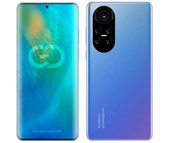 Render of the Huawei P50 Pro - Check out the latest rumored specs and renders of the Huawei P50 Pro 5G