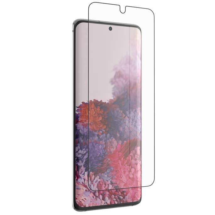 Protector de pantalla para Samsung Galaxy S21 +: todas las opciones disponibles