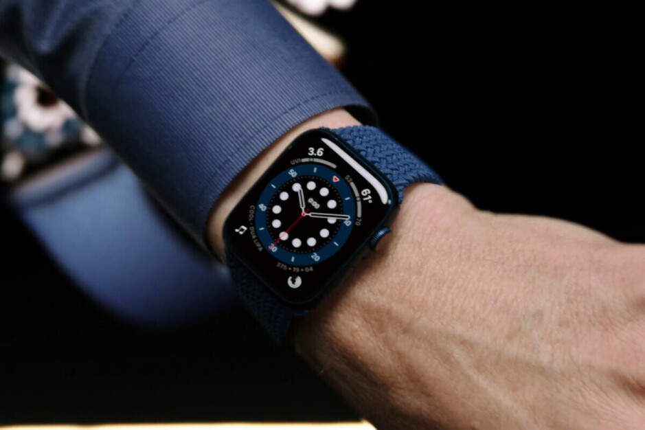Studies show that smartwatches are better than standard tests in determining whether someone has coronavirus - The Apple Watch is becoming an important tool in the fight to stop the spread of COVID-19