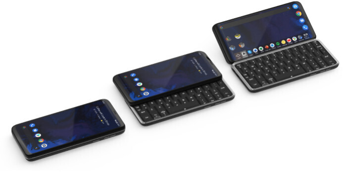The Astro Slide 5G slider phone brings QWERTY nostalgia at a price