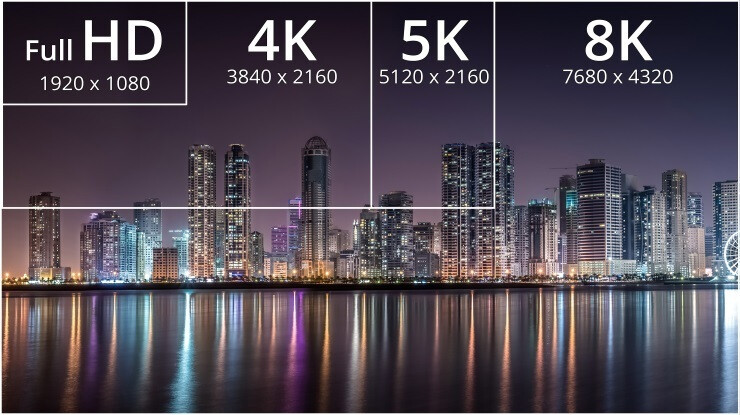 How to shoot 8K video on Galaxy S21