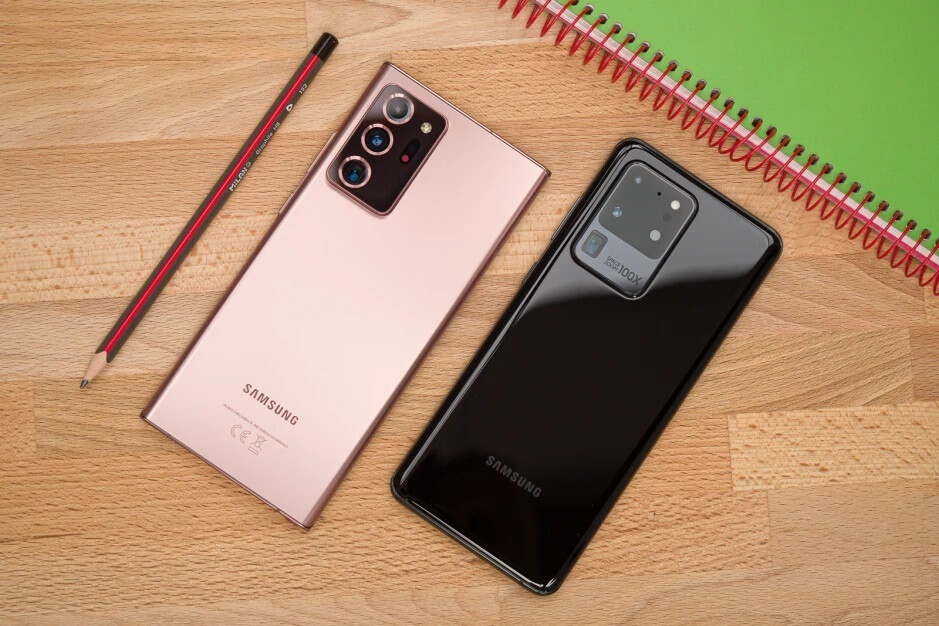 Galaxy Note20 FE may launch this year instead of the Note21