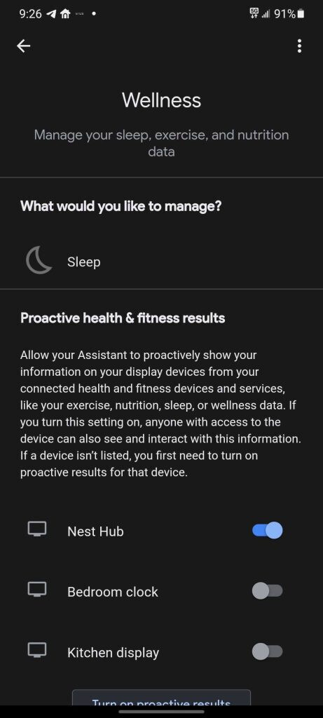 """Google Assistant gains new """"wellness"""" category in latest update"""
