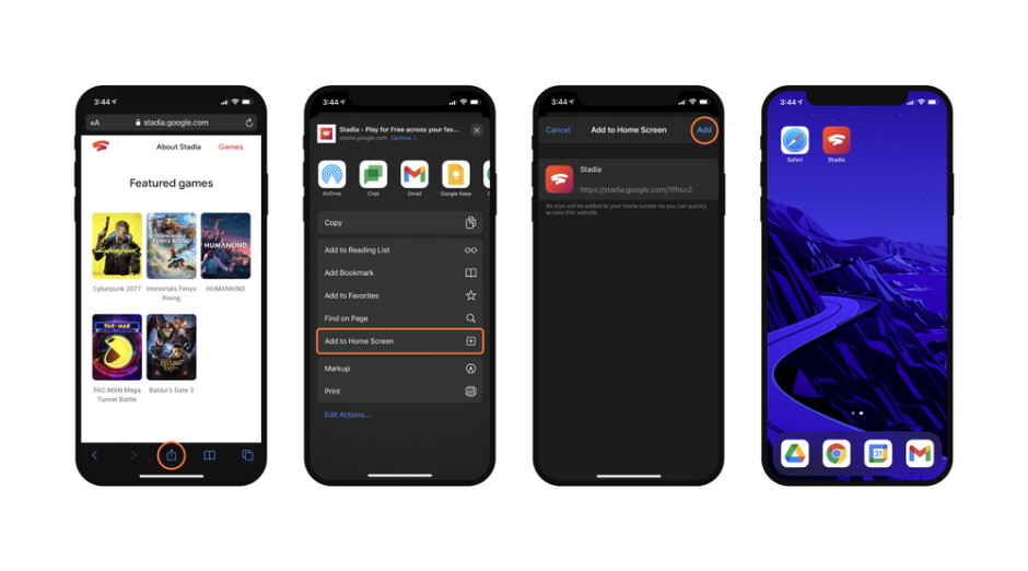 How to play Google Stadia on any phone