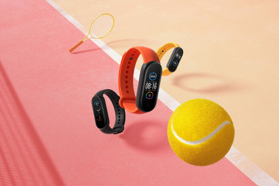 The Mi Band fitness tracker is one of the few products it makes that is available in America - Xiaomi sues the U.S. seeking to reverse Trump's blacklisting of the company