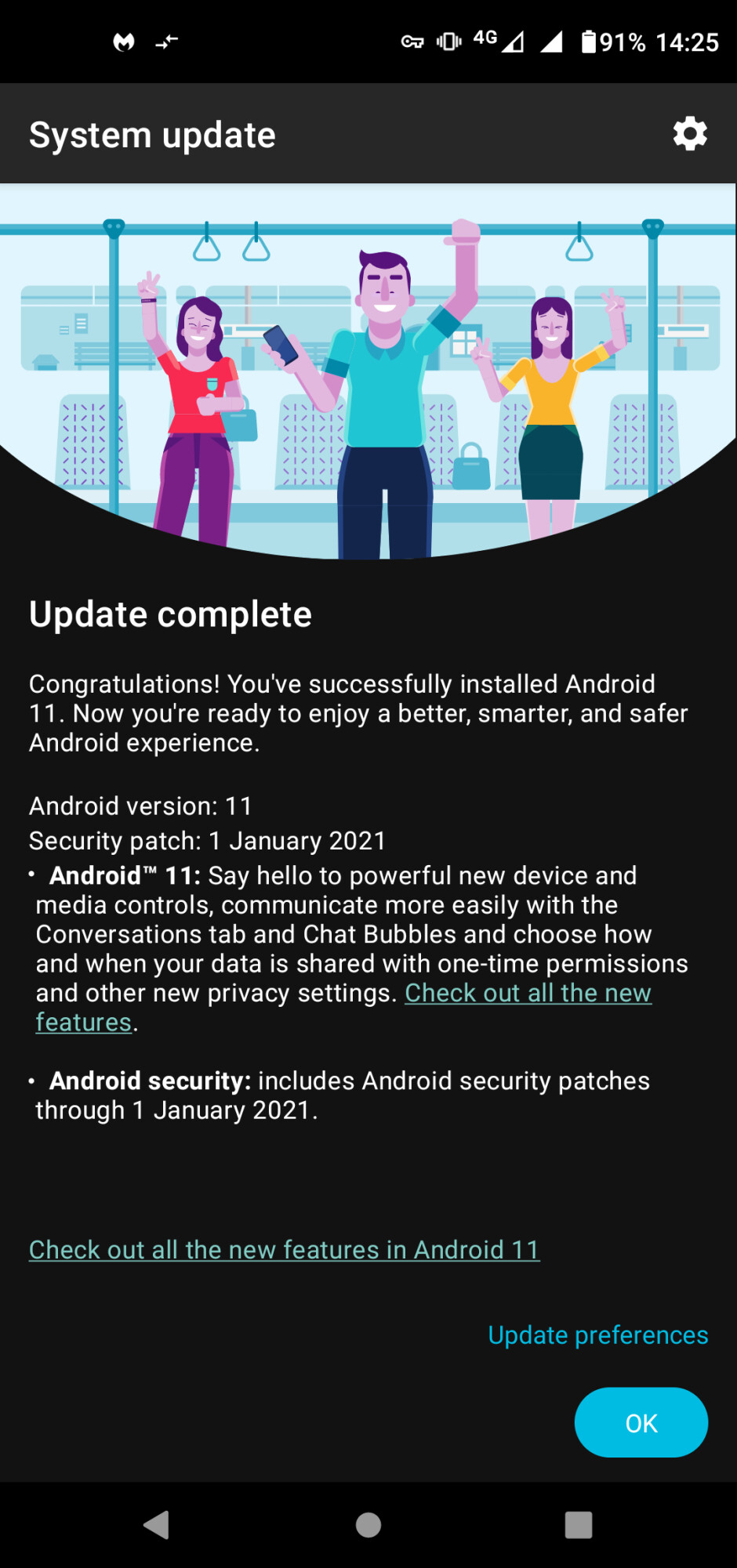 Moto G Pro Android 11 update - Motorola's Android 11 rollout finally begins with a mid-ranger