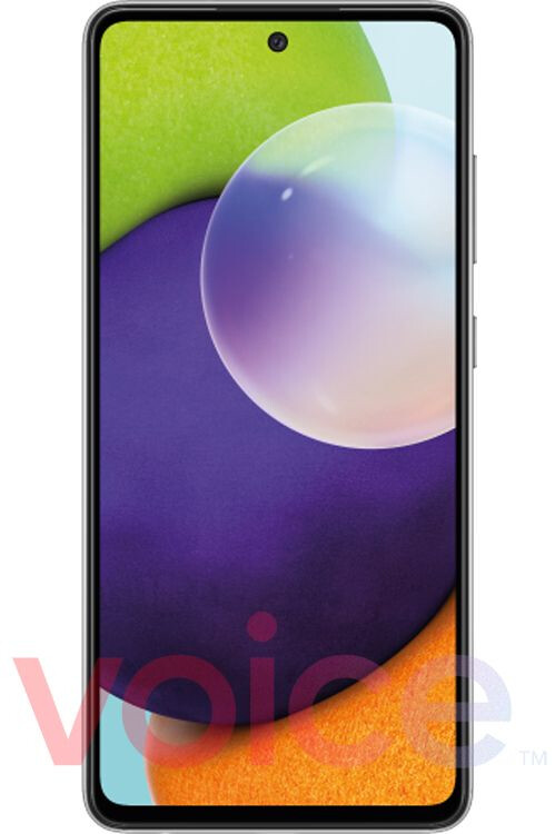 Samsung Galaxy A72 5G - New Samsung Galaxy A52 and A72 5G press renders confirm premium design