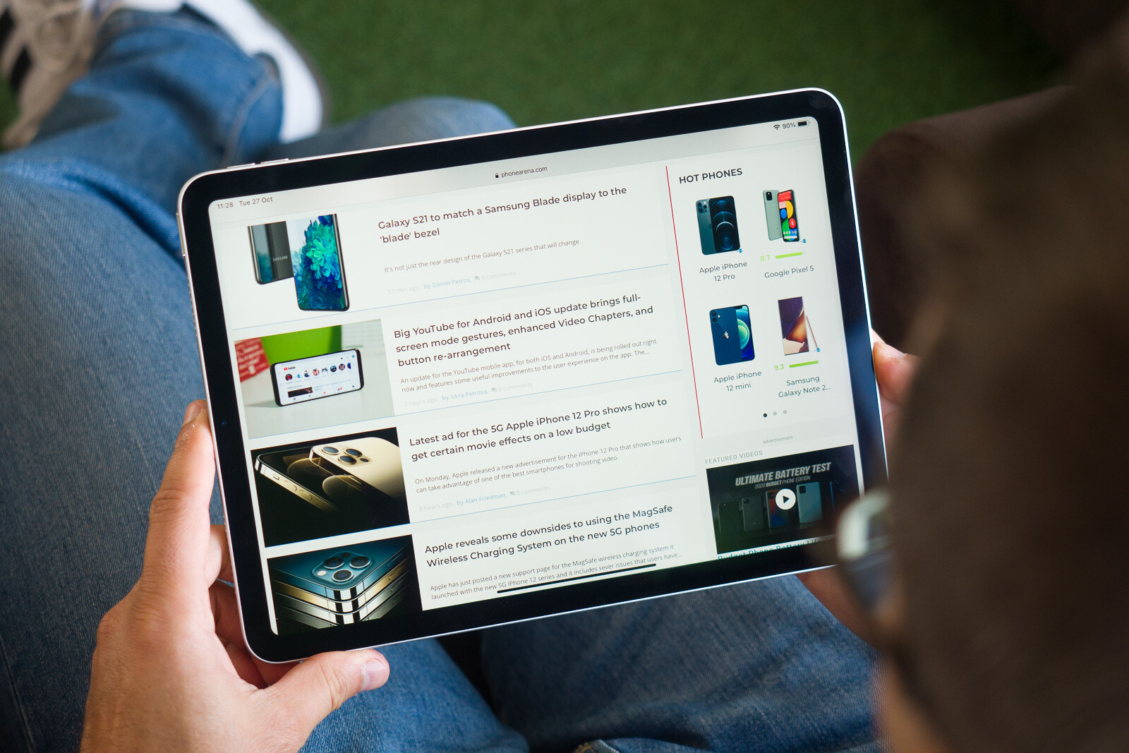 Apple iPad Air 2020 - Best Valentine's Day deals