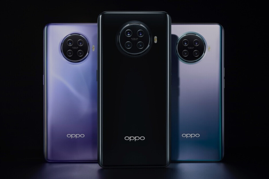 Oppo Ace 2 - Oppo seems to be working on a way to hide all cameras from a future smartphone, even those on the back
