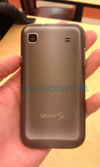 Additional images of the Samsung Vibrant 4G have been leaked