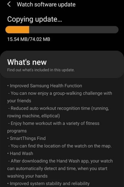 The Samsung Galaxy Watch 3 is taking a page from the Galaxy Watch Active 2 for a change