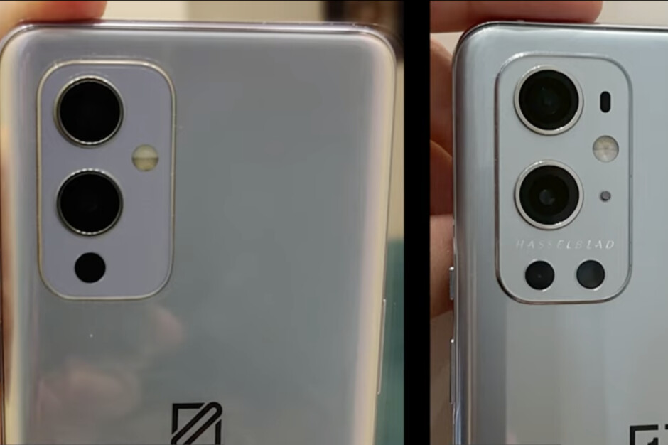 OnePlus 9 vs OnePlus 9 Pro - Major OnePlus 9 Pro 5G hands-on leak reveals Hasselblad camera partnership