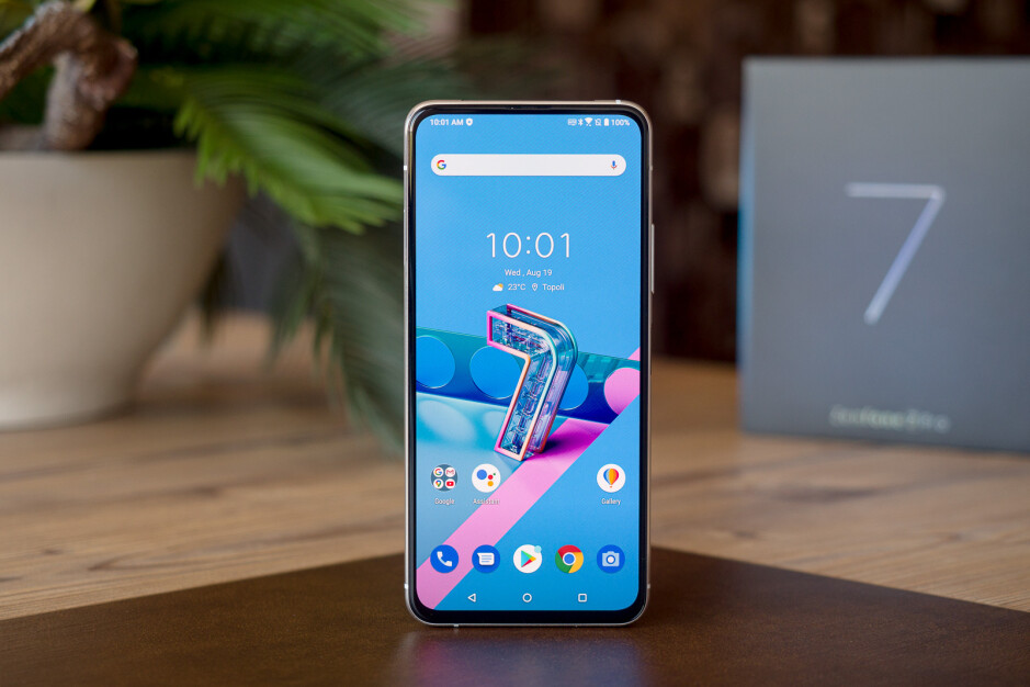 The Asus ZenFone 7 Pro - This brand could soon offer the perfect iPhone 12 mini rival