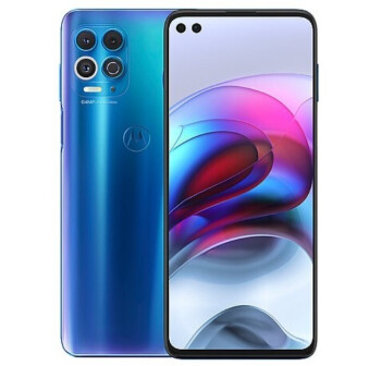 Motorola Edge S Snapdragon 870 brikkesett - 5G klar Det første partiet av Motorola Edge S-telefoner blir solgt på to minutter