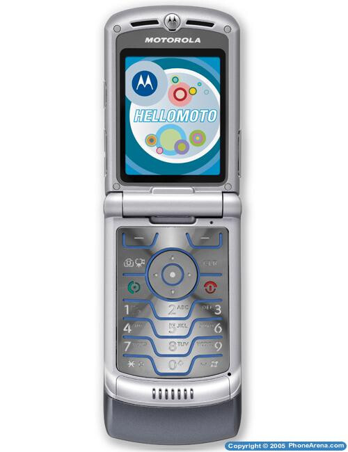 Motorola V3c released by Verizon Wireless