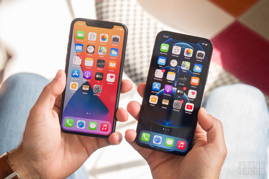 Left - iPhone 11 Pro | Right - iPhone 12 Pro - Should you buy iPhone 11 Pro in 2021?