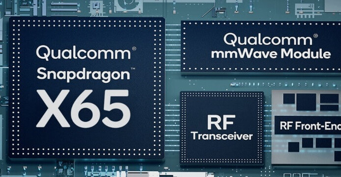 Qualcomm introduces its 4nm Snapdragon X65 5G modem chip - Qualcomm's new CEO says Huawei chip ban adds much needed capacity at TSMC