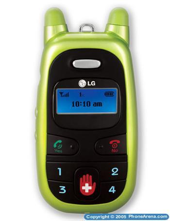 Verizon Launches The Kid Friendly Lg Migo Phone