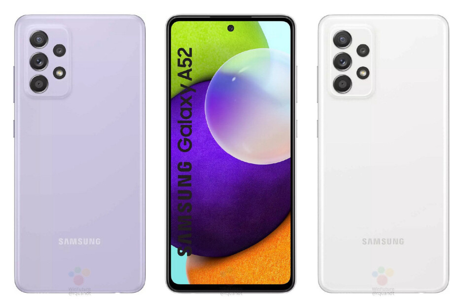 The latest Galaxy A52 & A52 5G leak leaves little to the imagination