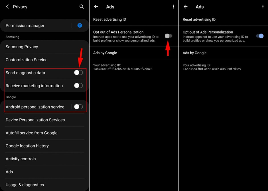 Samsung Galaxy S21 series: tips and tricks