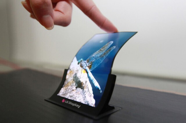 Apple reportedly picks LG to help develop bendy displays for the foldable iPhone - Bendy screen for foldable Apple iPhone will allegedly be developed by LG