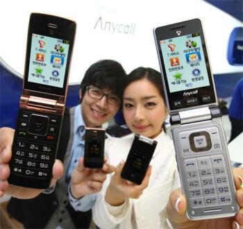 Samsung Wise Classic (L) & Wise Modern(R).
