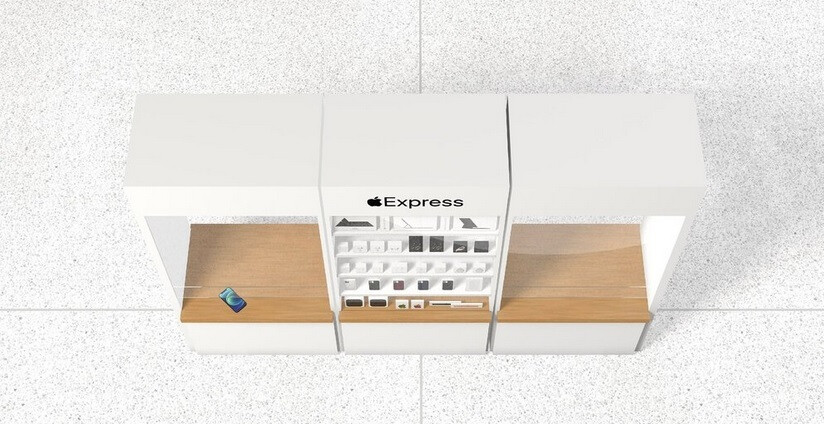 Some U.S. Apple Stores resorted to an Express format - All 270 U.S. Apple Stores are now open