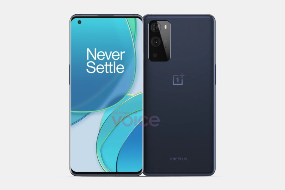 Leaked OnePlus 9 Pro render - New reports reveal OnePlus 9 5G series pre-order date, gifts, and colors