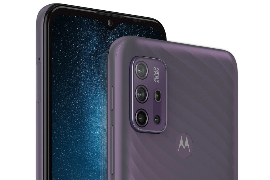Motorola Moto G10 - Motorola has another affordable 5G smartphone in the pipeline