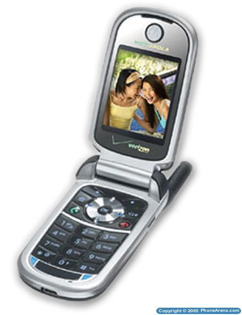 Motorola V325 released by Verizon